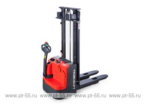 Самоходный штабелер Noblelift PS 12L (36-DX)